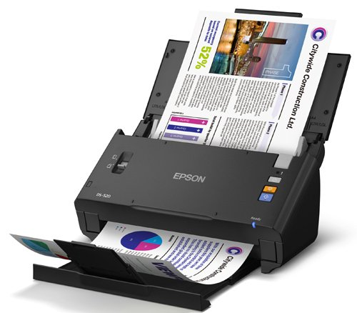 Paper and Document Scanning Service Offered by Pickled Pixels!